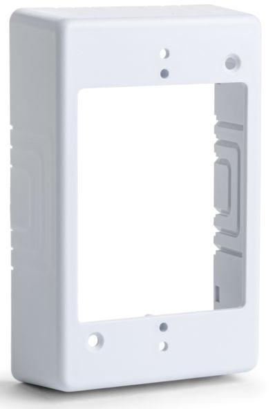 Tyton 1 Gang Surface Mount Box White 1.2