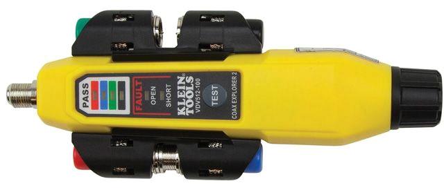 Klein Coax Explorer 2 with Remote Kit
