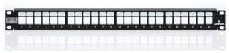 Leviton 24 Port Modular Shielded Patch