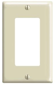 Lin Decora 1g Plate Ivory