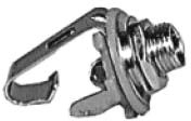 Philmore 1/4 Chassis Mount Phone Jack O