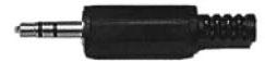 Philmore Mini Stereo Phone Plug W/Plasic