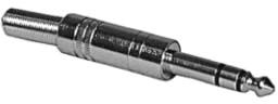 Philmore 1/4 Stereo Phone Plug Shielded