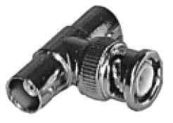 Philmore Adapter Bnc T-2-female 1-male