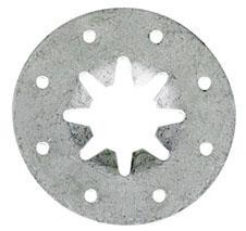 1/2 CTS ID X 2 OD STAR LOCK WASHER