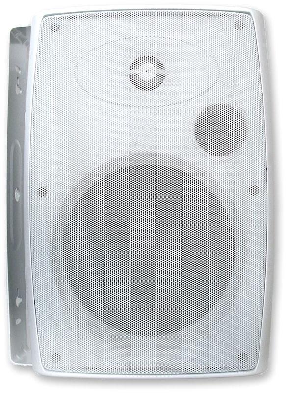 CA 5.25in Outdoor Cabinet Speaker White