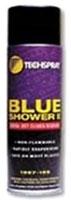 Techspray Blue Shower II 18oz Aerosol