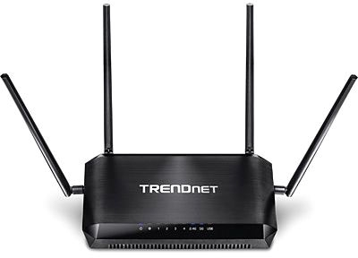 TRENDnet AC2600 StreamBoost WiFi Router