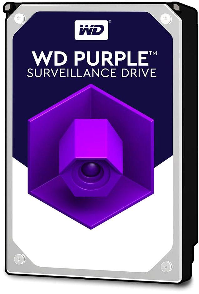 WD 2TB Purple Hard Drive