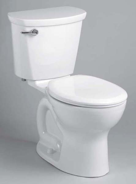 Cadet Pro Toilet 1.28/1.6 Round Bowl Only
