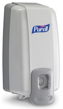Gojo Hand Sanitizer Dispenser Gray