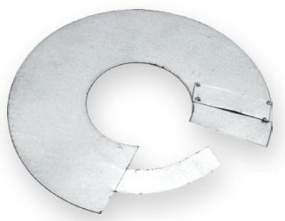 """4"""" Storm Sheet Metal Collar"""