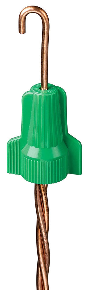 BCH WGR-B GREEN GROUND CAP 250 BOX