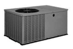 45000 BTU Packaged Heat Pump - 208/230 V, R-410A Refrigerant, 14 SEER/11.5 EER