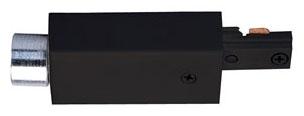 R34BL CONDUIT CONNECTOR BLACK