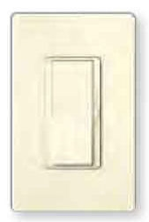 DV-600P-LA LIGHT ALMOND 600W SINGLE POLE PRESET DIMMER WITH NIGHT LIGHT