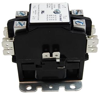 2-Pole Definite Purpose Contactor - Titan Max, 240/480/600 VAC, 240/200/160 A