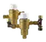 """3/8"""" Thermostatic Mixing Valve - Compression"""