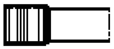 "3/4"" PVC Swivel Straight Adapter - FHT x Socket"