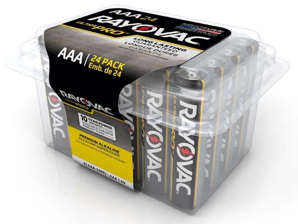 AAA UltraPro Alkaline Battery