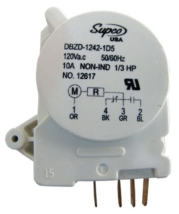 GE Style Defrost Timer