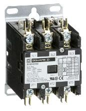SQD 8910DPA43V02 CONTACTOR 600VAC 4