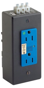 Surge Protective Receptacle