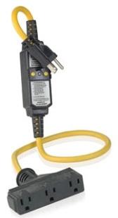LVTN GFA15-3TC 15A-125V GFI 3' CORD