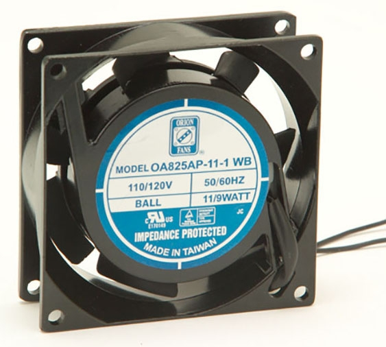 Orion Ac Cooling Fan 115v 3.15x1 80x2