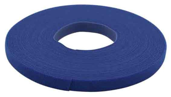 Velcro 5/8 One Wrap Royal Blue 25yds (7