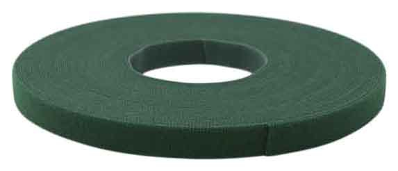 Velcro 5/8 One Wrap Green 25yds (75ft)