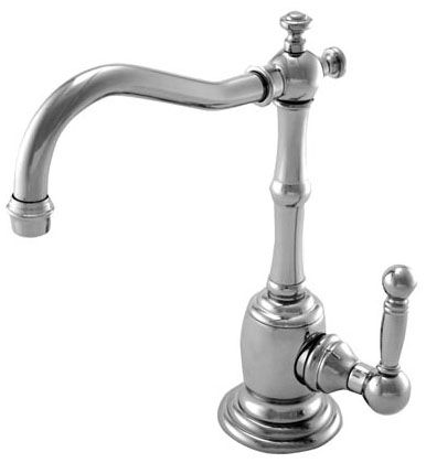 3.6 Liter, Lead-Free, Satin Nickel, Solid Brass, Cold, Water Dispenser Faucet