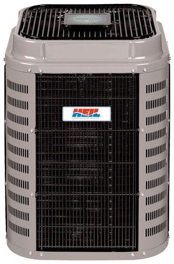 "23-1/8"" x 23-1/8"" x 31-13/16"", 24000 BTU/Hr Cooling, 208/230 VAC 60 Hz 1-Phase, 19 SEER, R-410A, 5-Stage, 5-Circuit, High Efficiency, Variable Speed, Mainline, Outdoor, Split System Heat Pump"