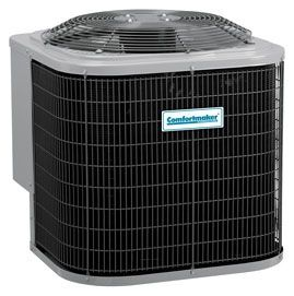 """35"""" x 35"""" x 38-7/8"""", 48000 BTU/Hr Cooling, 208/230 VAC 60 Hz 1-Phase, 17 SEER/13 EER, R-410A, 2-Stage, 7-Circuit, Entry, Outdoor, Split System Air Conditioner"""