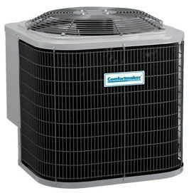 """35"""" x 35"""" x 38-7/8"""", 48000 BTU/Hr Cooling, 208/230 VAC 60 Hz 1-Phase, 16 SEER/12.5 EER, R-410A, 2-Stage, 8-Circuit, Entry, Outdoor, Split System Heat Pump"""