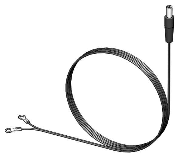 33' L, Faucet Power Connector Cable