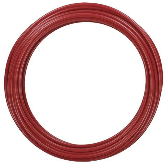 "1"" x 100' Coil, PEX x PEX, 160 PSI, Red, Cross-Linked Polyethylene, Tubing"