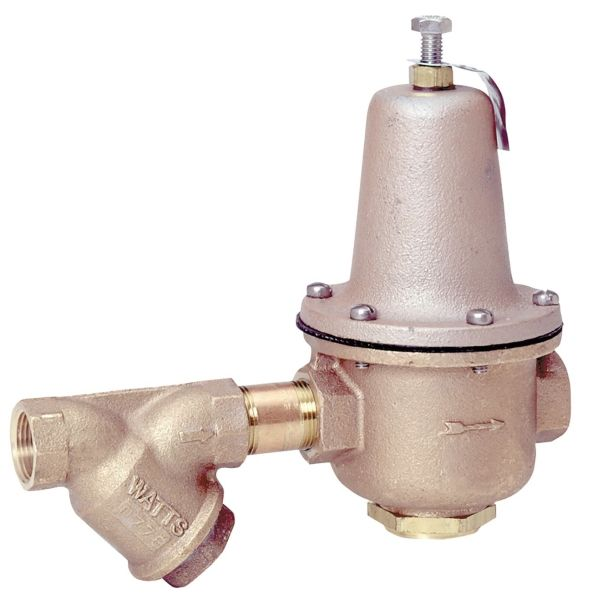 "2"", FPT x FPT, 300 PSI, Lead-Free, Brass, High Capacity, Pressure Reducing Valve"