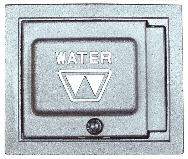 "3/4"" x 3/4"", FPT x MHT, 125 PSI, Brass, Anti-Siphon, Box, Close Coupled, Wall Hydrant"