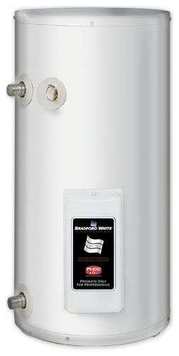 19 Gallon, Electric Water Heater, 1500 W, 120V 1-Phase, Utility, Residential
