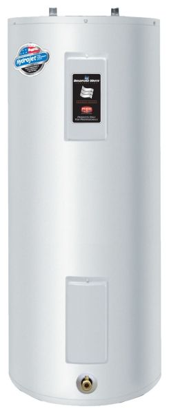 50 Gallon, 4500 W, 208/240/480 VAC 1-Phase, 277 VAC 1 or 3-Phase, Steel Tank, Upright, Residential Electric Water Heater