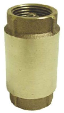 "1"", FPT x FPT, 200 PSI WOG, Lead-Free, Bronze, Check Valve"