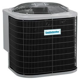 """35"""" x 35"""" x 45-11/16"""", 60000 BTU/Hr Cooling, 208/230 VAC 60 Hz 1-Phase, 16 SEER, R-410A, 1-Stage, 1-Speed, 8-Circuit, Entry, Outdoor, Split System Air Conditioner"""