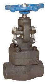 """2"""", FPT x FPT, 1975 PSI, Forged Steel, Bolted Bonnet, Globe Valve"""