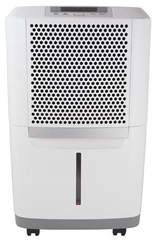 115 VAC 60 Hz, 4.8 A, 0.71 HP, 50 Pint, 35 to 85 Percent, Freestanding, Electronic, Dehumidifier
