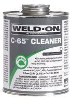 1 Pint, Liquid, Can, Clear, C-65 Cleaner