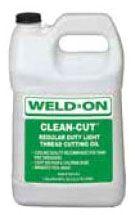 1 Gallon, Bottle, Polyethylene, Drilling, Threading, Light Cutting Oil