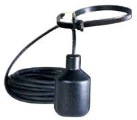 115/230 VAC 50/60 Hz, 5 A, 20' Cord, Control Float Switch