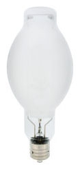 (64770) S-MP350/400/C/PS/BU-ONLY 350W/ 400W COATED WHITE METAL HALIDE (MH) MOGUL SCREW BASE BASE-UP ONLY HID LAMP