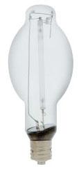 (67547) S-LU750 750W CLEAR HIGH PRESSURE SODIUM (HPS) MOGUL SCREW BASE HID LAMP